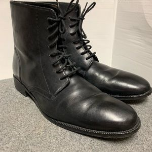 Cole Haan Boot Black Williams Dress Boot 12